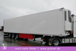 Náves izotermický Schmitz Cargobull SKO 24/ DOPPELSTOCK / ZURRLEISTE / BLUMENBREITE