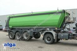Meiller MHPS 12/27, Stahl, 26m³, Rollplane, TÜV 08/2021 Auflieger gebrauchter Kipper/Mulde