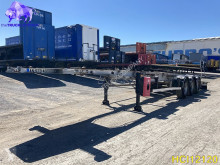 Fruehauf container semi-trailer Container Transport