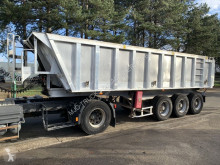 Semi remorque benne General Trailers 3-AS - BENALU - 26m³ - SMB - DISC / SCHEIBENBREMSEN - ALU KIPPER / ALU CHASSIS - AIR SUSPENSION / LUFT - GOOD CONDITION