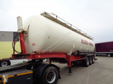 Atcomex tanker semi-trailer 56 m3 + tipping Bulktank + + tip top 4 pieces in stock
