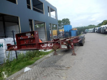 Trailer Renders 40 FT chassis / BPW axles tweedehands containersysteem
