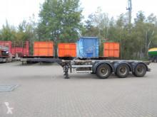 Semi remorque porte containers D-TEC FT-43-03V