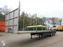 Floor flatbed semi-trailer FLO 12-27A