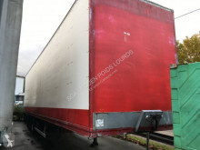 Samro box semi-trailer FOURGON