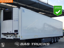 Krone mono temperature refrigerated semi-trailer Carrier Vector 1350 Palettenkasten SAF Liftachse