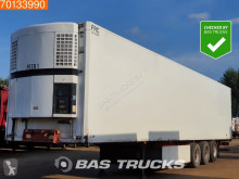 Burg mono temperature refrigerated semi-trailer BPO12-27 Thermo King SMX2 Palettenkasten