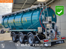 Semirremolque Van Hool 3D0020 36m3 Borchers Pomp 2x Stuuras Liftas cisterna usado