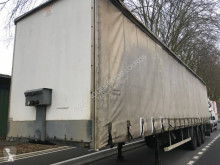 Trouillet tautliner semi-trailer BACHE
