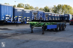 Semi remorque Renders containerchassis porte containers occasion