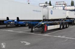Semi remorque porte containers Krone SD