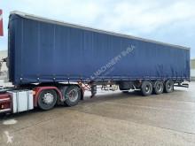 Trailor tautliner semi-trailer SMB - DISC BRAKES - AIR SUSP. - 13m60