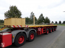 ES-GE TELE-Z4LAA semi-trailer used flatbed