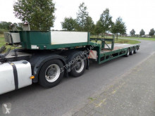 Faymonville heavy equipment transport semi-trailer STZ-3A
