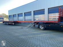 Semitrailer Broshuis 31N0-EU, 45.000 Kg, Uitschuifbaar 21.20 Mtr, Naloop-as, Gescopeerd, Rong-straaten platta ny