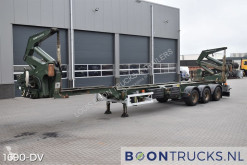 Hammar 195 S | SIDELOADER * 2x20-30-40-ft HighCube semi-trailer used container