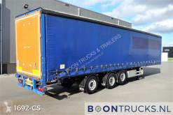 Pacton tautliner semi-trailer B3-001 | KOOIAAP * STUURAS * LIFTAS * HARDHOUTEN VLOER