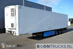 Mirofret mono temperature refrigerated semi-trailer TRS-3 + THERMOKING SL200e | FULL CHASSIS * FLOWER WIDTH