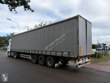 Pacton tautliner semi-trailer TXD339