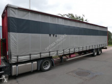 Samro S225FC semi-trailer used tautliner