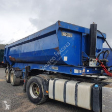 Langendorf tipper semi-trailer kipper