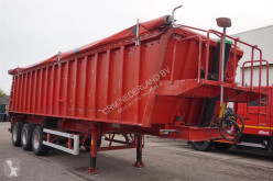 LAG tipper semi-trailer Kipper 38m3 / Aluminum