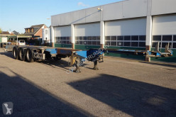 Pacton Container chassis 45ft. / Multi / Uitschuifbaar (kop) semi-trailer used container