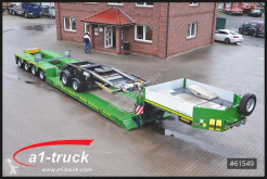 Faymonville STBZ-4VA, 4+2 Tele, Extandable, Dolly, super low semi-trailer used heavy equipment transport