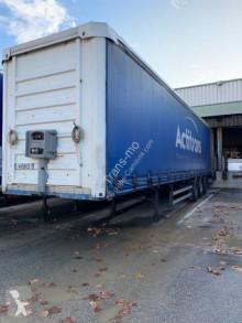 Fruehauf semi-trailer used tautliner