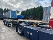 EKW RCO-43T3A - 3 AS - MULTI CHASSIS semi-trailer used container