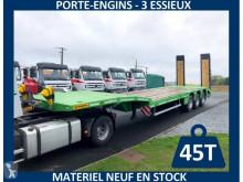 Semirimorchio trasporto macchinari Scorpion Porte-engins neuf 45T