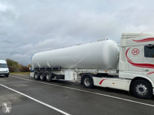 Benalu semi-trailer used food tanker
