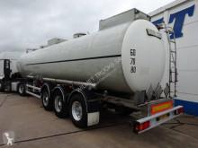 Полуремарке Maisonneuve S 338 SG - CITERNE CHIMIQUE INOX CALORIFUGE цистерна химични продукти втора употреба