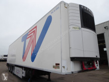 Chereau mono temperature refrigerated semi-trailer Chereau, 260 hoch, 247 Breit, Trennwand , TUV 09/2021, Paletten, ATP 12/2020
