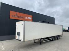 Semirimorchio Fruehauf SMB+drumbrakes, full chassis, hardwooden floor, NL-trailer usato