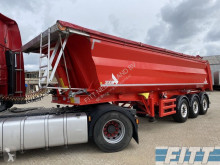 Trailer Stas M * 475 alu chassis, stalen kipper 28 3 tweedehands kipper