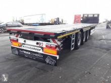 Kässbohrer flatbed semi-trailer SPAX