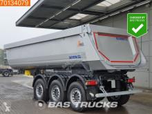 Trailer kipper Schmitz Cargobull SCB*S3D 24m3 Stahl Kipper Liftachse