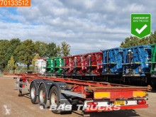 Pacton container semi-trailer T3-007 2x20ft-1x30ft-1x40ft Liftachse