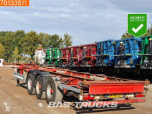 Pacton T3-007 2x20ft-1x30ft-1x40ft Liftachse semi-trailer used container