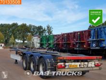 Semi remorque Fliegl SDS 390 porte containers occasion