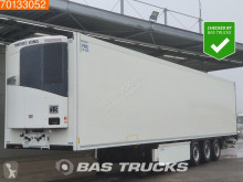 Krone mono temperature refrigerated semi-trailer Thermo King SLXe-300 Palettenkasten SAF Liftachse