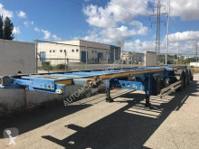 Trailer Lecitrailer SR-3E tweedehands containersysteem