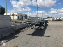 Fruehauf S/R 3E semi-trailer used container