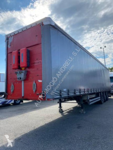 Samro SRSTD semi-trailer used tautliner