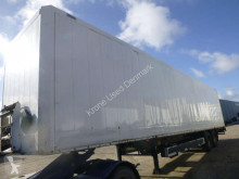 Krone box semi-trailer Profi Liner