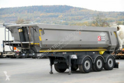 Feber INTER CARS 27 M3 / WEIGHT: 5400 KG / LIFTED AXLE semi-trailer used tipper