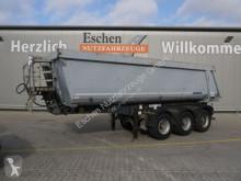 Semirimorchio ribaltabile Schmitz Cargobull SKI 24 Hardox,27m³, Luft/Lift, SAF, Plane,Podest
