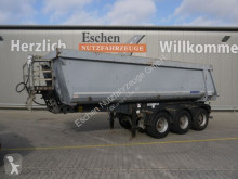 Yarı römork Schmitz Cargobull SKI SKI 24 Hardox,27m³, Luft/Lift, SAF, Plane,Podest damper ikinci el araç