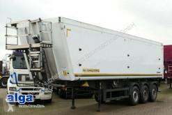 Semi reboque basculante Schmitz Cargobull SKI 24 SL 9.6/Alu Mulde 50 m³./Luft/Lift